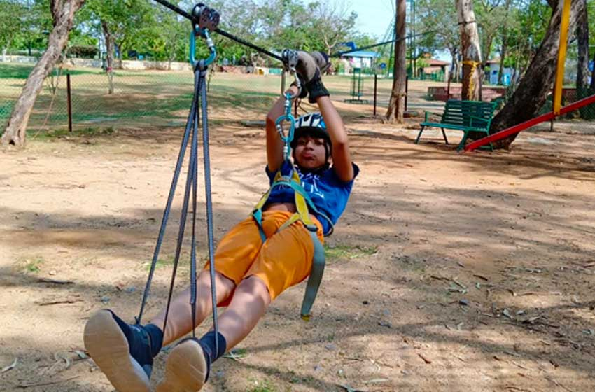 Top Six Ways In Which Rope Activities Help Your Kids