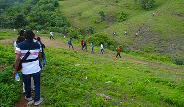 Day outing to Ananthagiri hills