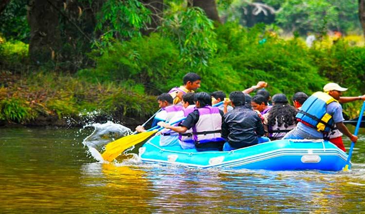 Bheemeshwari Adventure Nature Camp