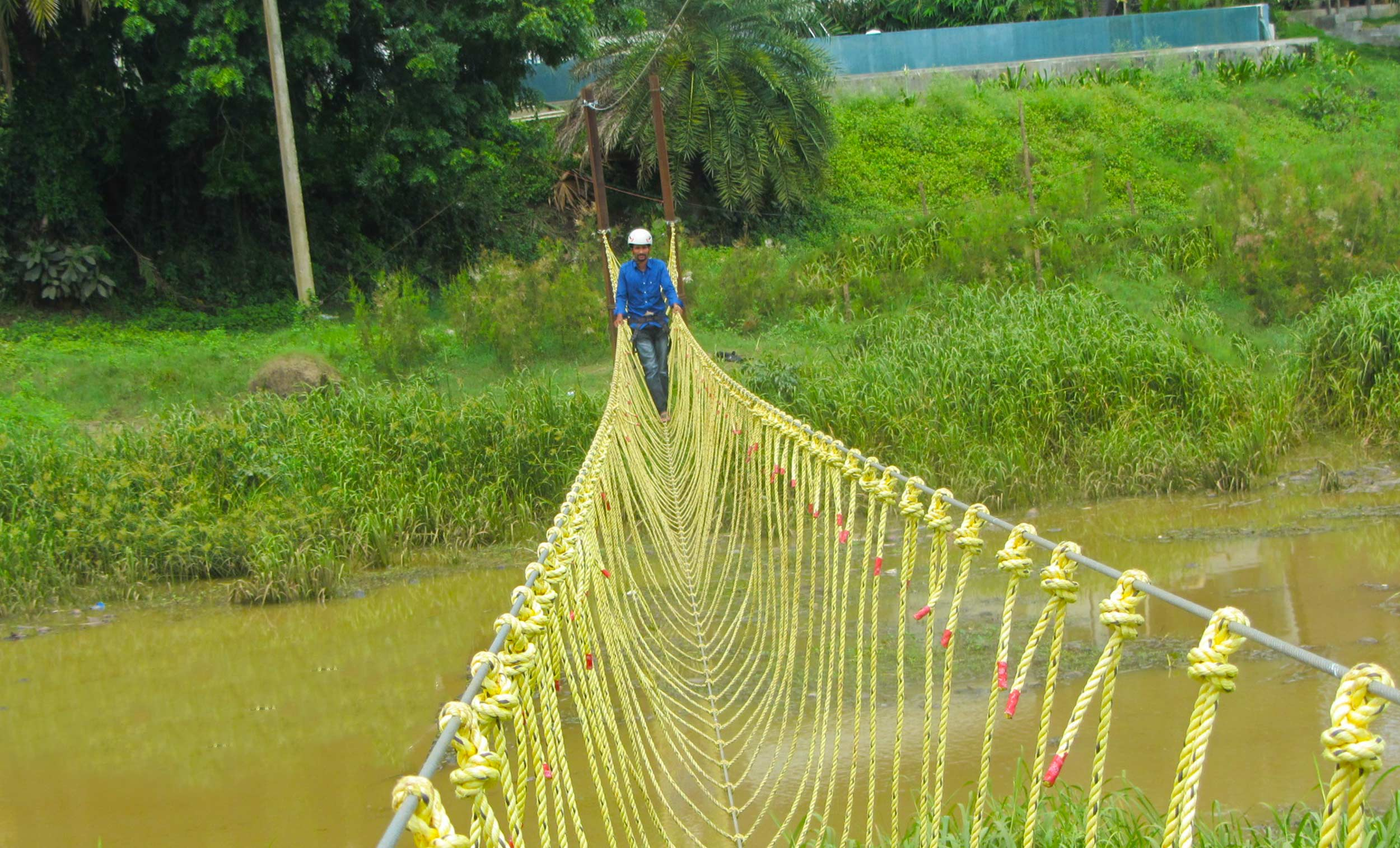 Burma Bridge