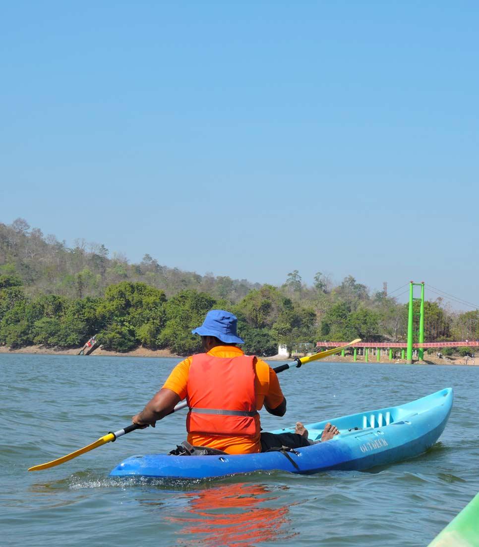 Laknavaram lake Warangal | Kayaking and Camping