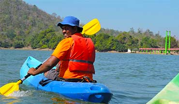 Water Sports in Laknavaram Lake