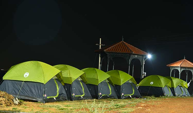 Gandikota Night Camping