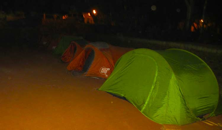 Horsley Hills Camping