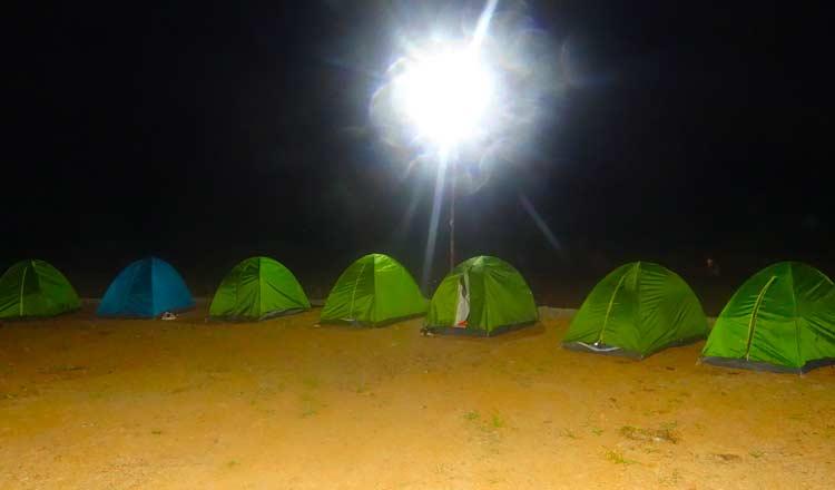 Night Camping in Vikarabad